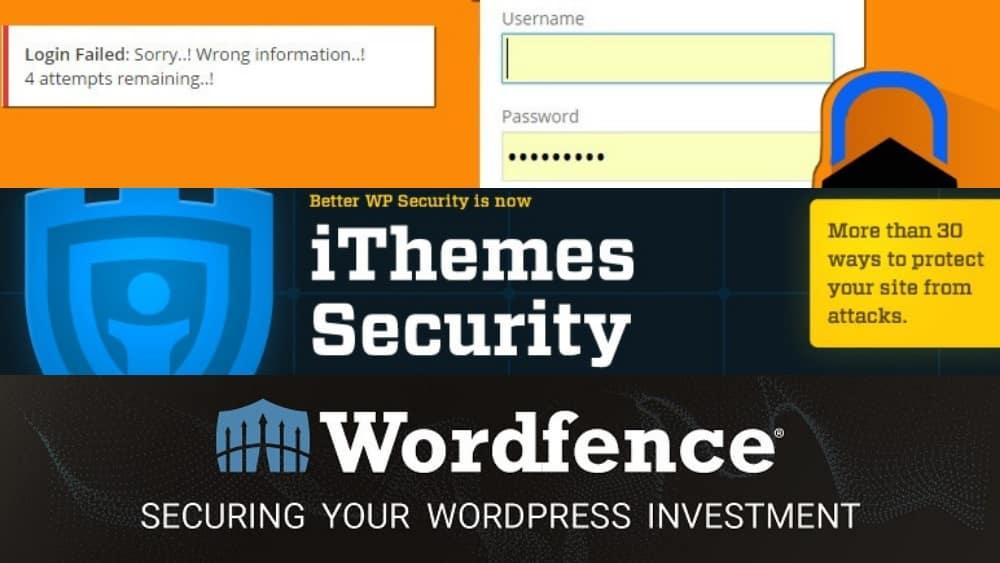 3 autres extensions WordPress pour sécuriser votre Site Web