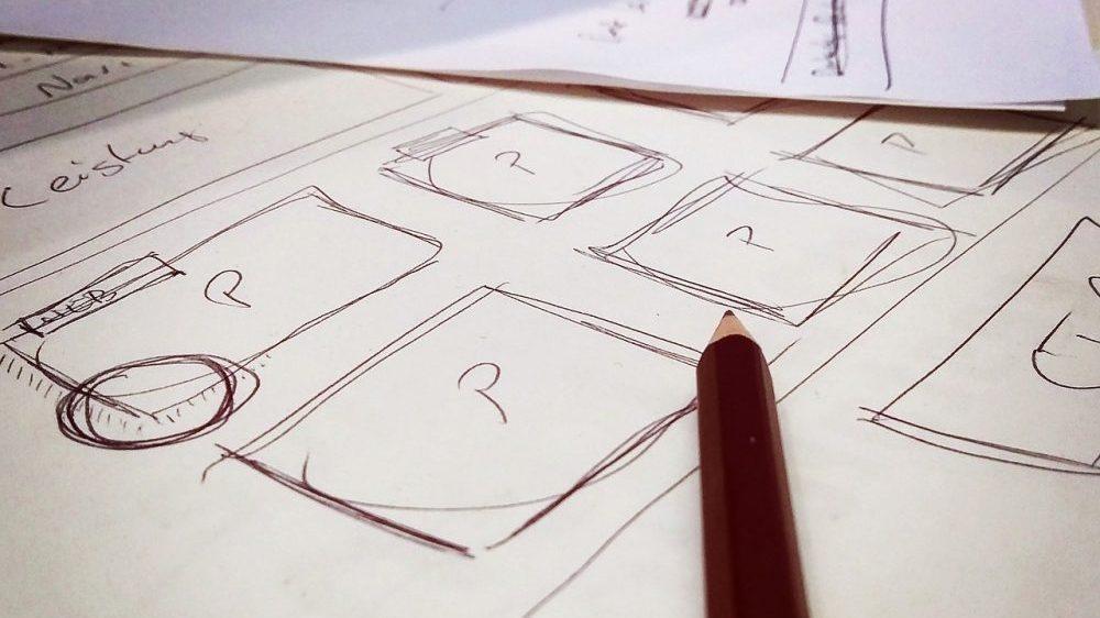 Créer une maquette site web en 1 heure chrono ! - Technologies