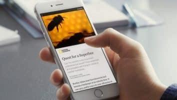 Articles Instantanés de Facebook
