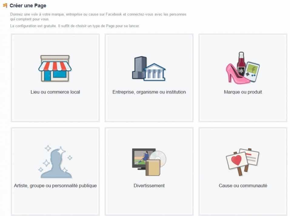 Comment Faire une Page Facebook Pro pour Votre Entreprise - Social Media (SMO)