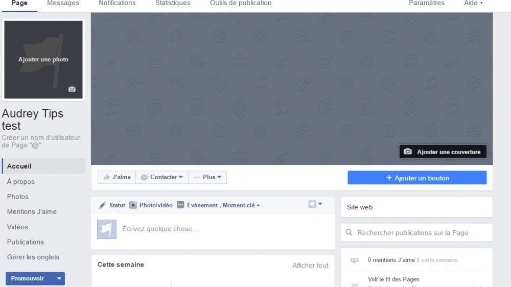 Comment Faire une Page Facebook Pro pour Votre Entreprise - Réseaux Sociaux