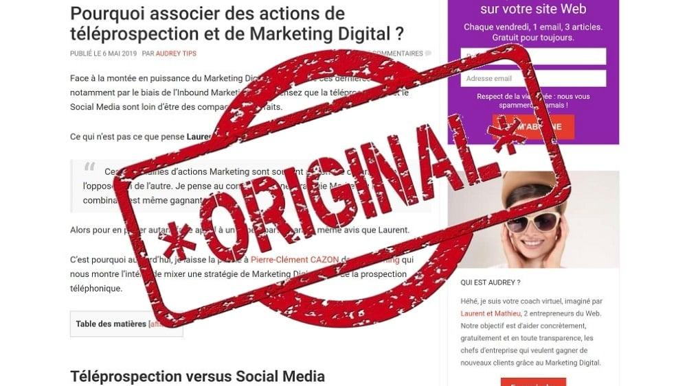 Contenu Dupliqué : Coulisses, Pièges Et Solutions