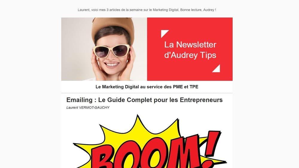 Newsletters D'Entreprise : Pourquoi J'ai Choisi MailChimp