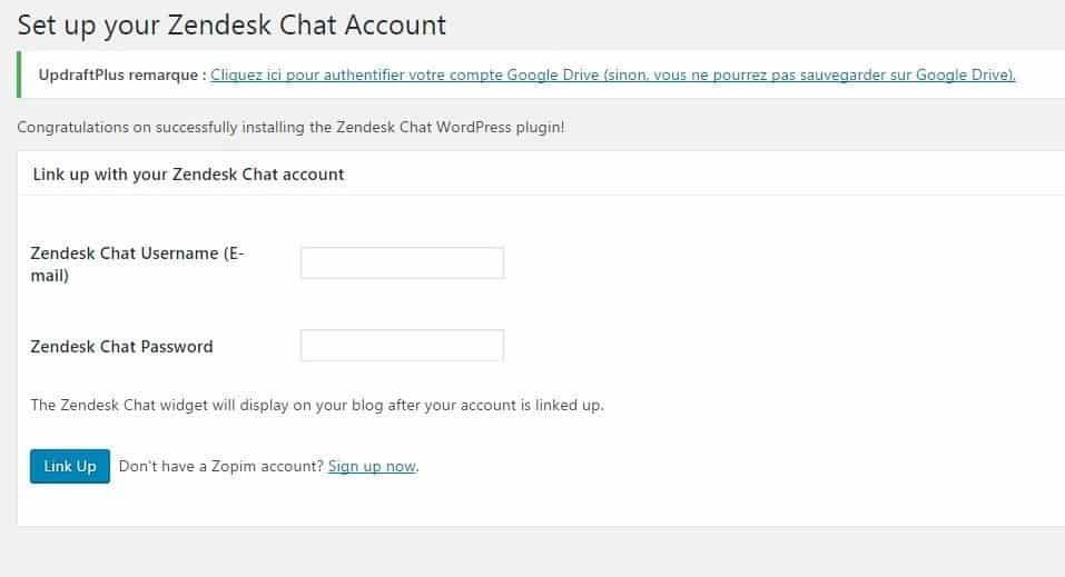 Comment installer zopim live chat sur son site ?