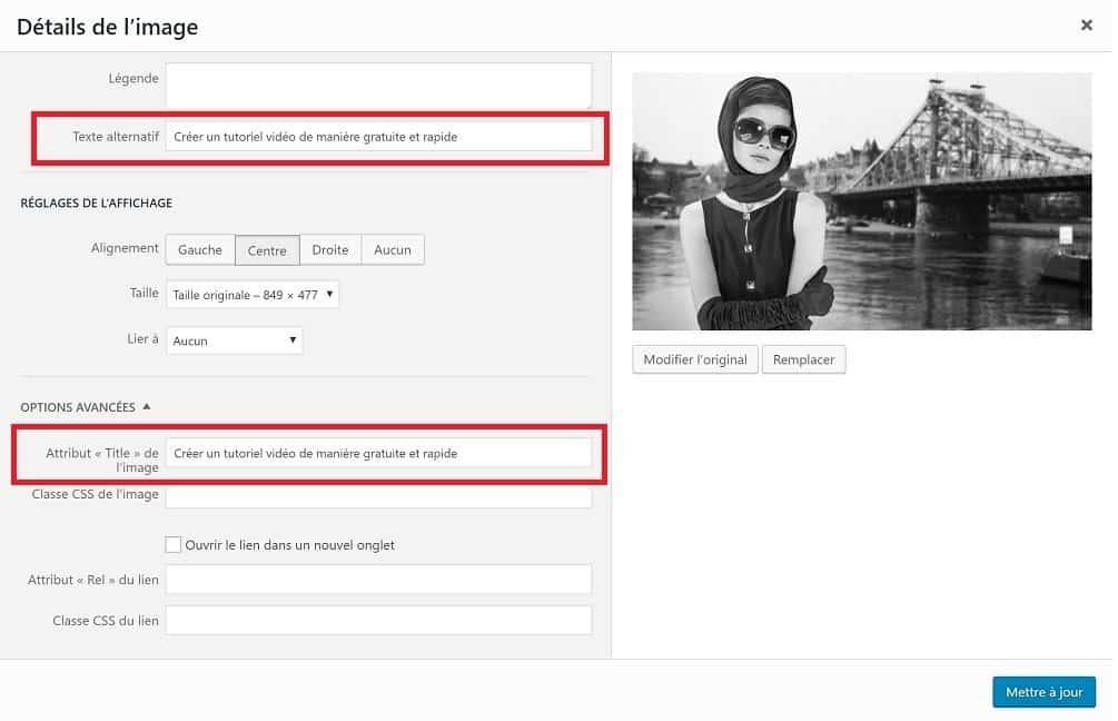 Le guide complet pour optimiser vos images sur WordPress - Référencement Naturel (SEO)