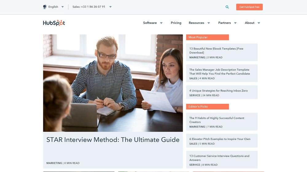 15 Blogs Américains sur le Webmarketing à Suivre en 2019
