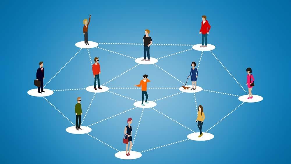 Un groupe LinkedIn crée du networking pour le propriétaire du groupe