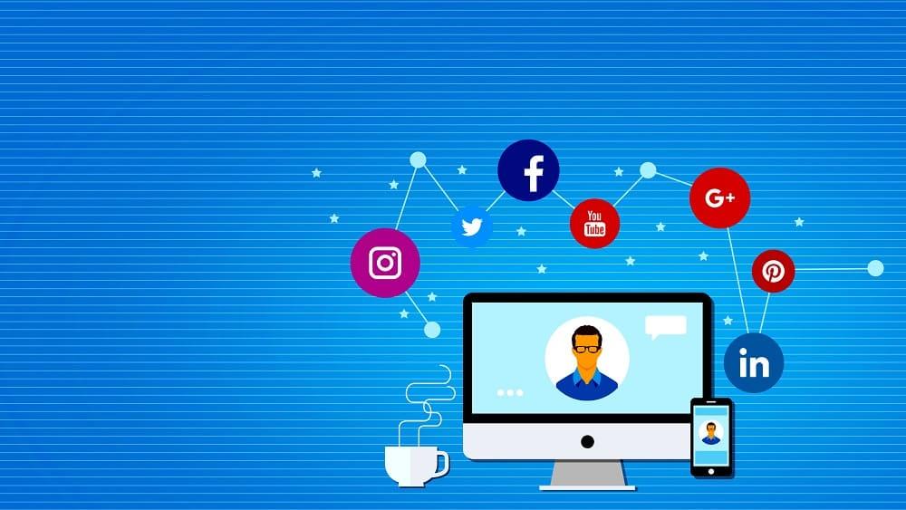 3. Pour promouvoir votre site, établissez une présence sociale forte