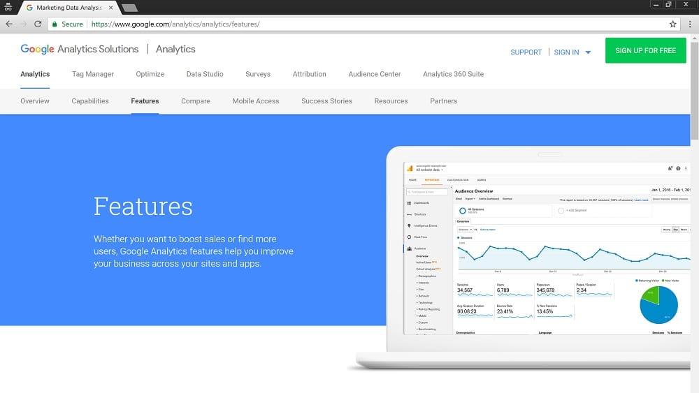 6 Rapports Google Analytics A Suivre Régulièrement - Technologies