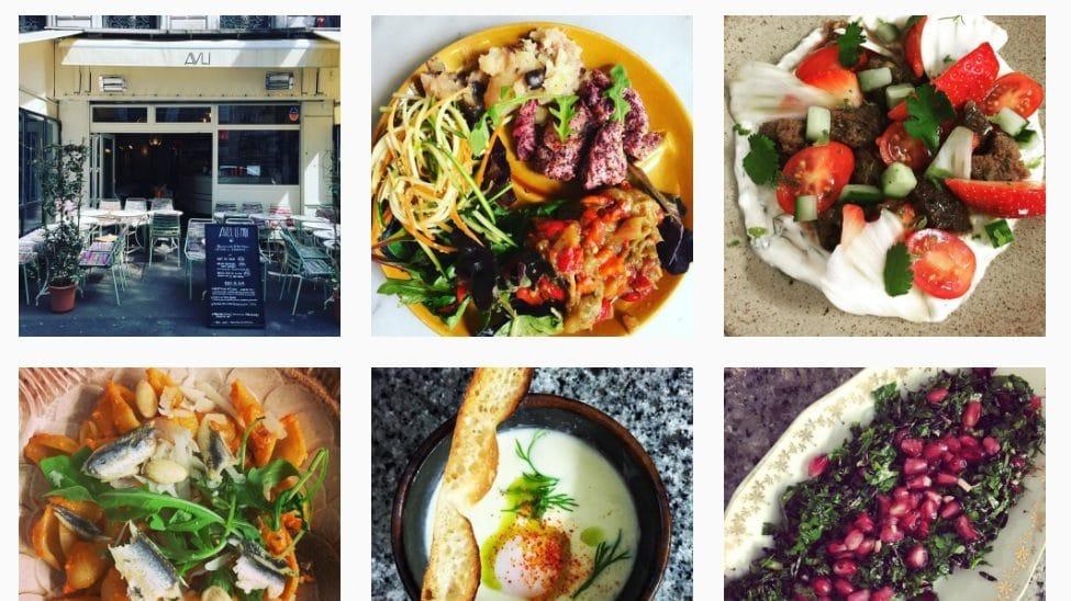 5 restaurants sur Instagram qui nous donnent faim - Et le vôtre ? - Réseaux Sociaux
