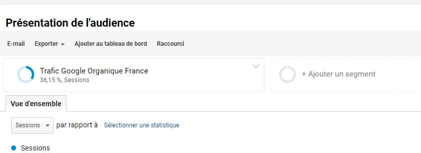 Comment segmenter vos visiteurs dans Google Analytics ?