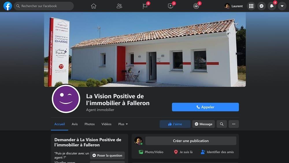 6 Agences Immobilières qui Maîtrisent Facebook - Réseaux Sociaux