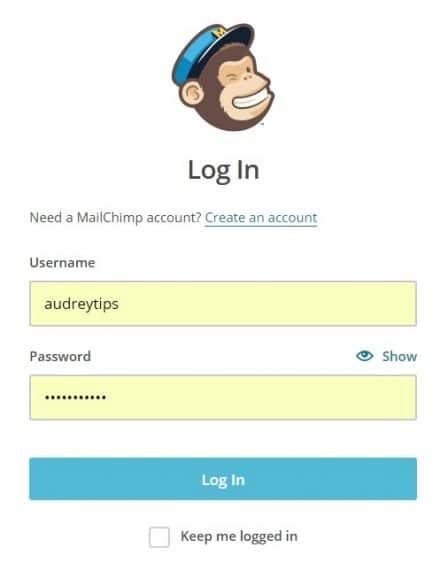 Ajouter, Modifier Et Supprimer Des Utilisateurs Sur MailChimp