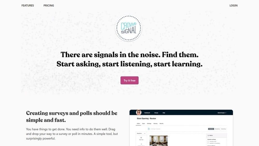 Créer un questionnaire client avec CrowdSignal (ex Polldaddy)