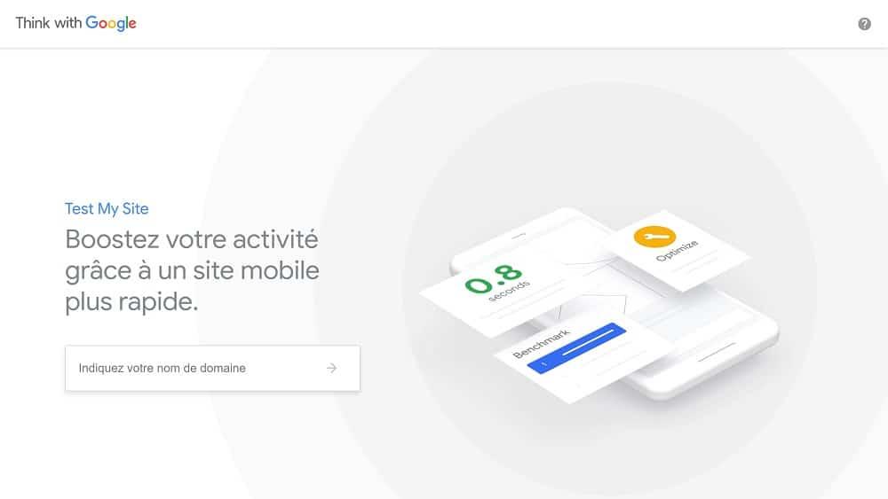 """5. Google Test My Site : tester votre site en conditions """"réelles"""" sur mobile"""