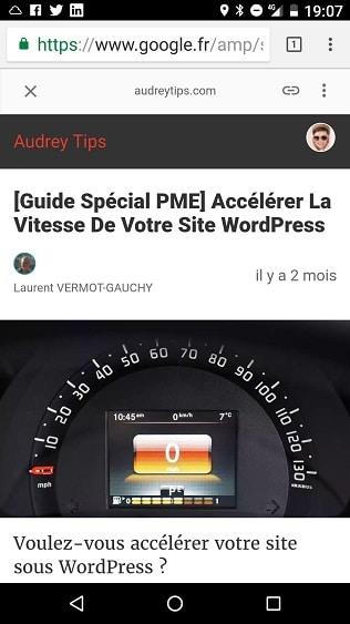 Google AMP Améliore-t-il Votre SEO ?