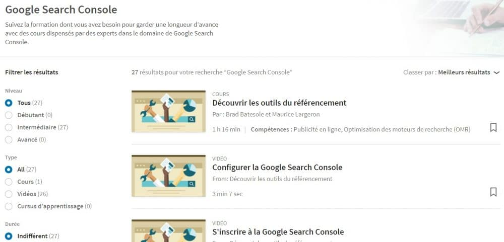 J'apprends Un Max de Choses Avec LinkedIn Learning