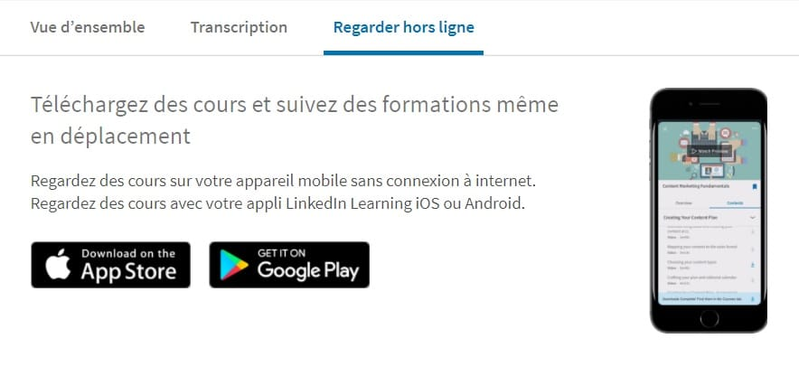 J'apprends un max de choses avec LinkedIn Learning - Marketing Digital