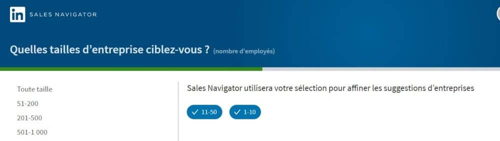 LinkedIn Sales Navigator : présentation et utilité - Réseaux Sociaux