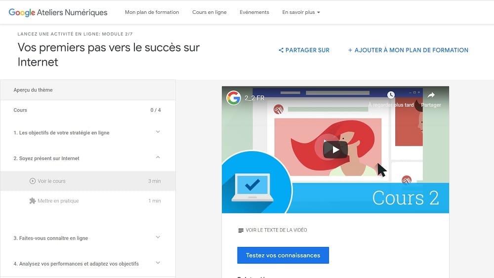 """""""Google Ateliers Numériques"""" : J'ai Testé pour Vous !"""