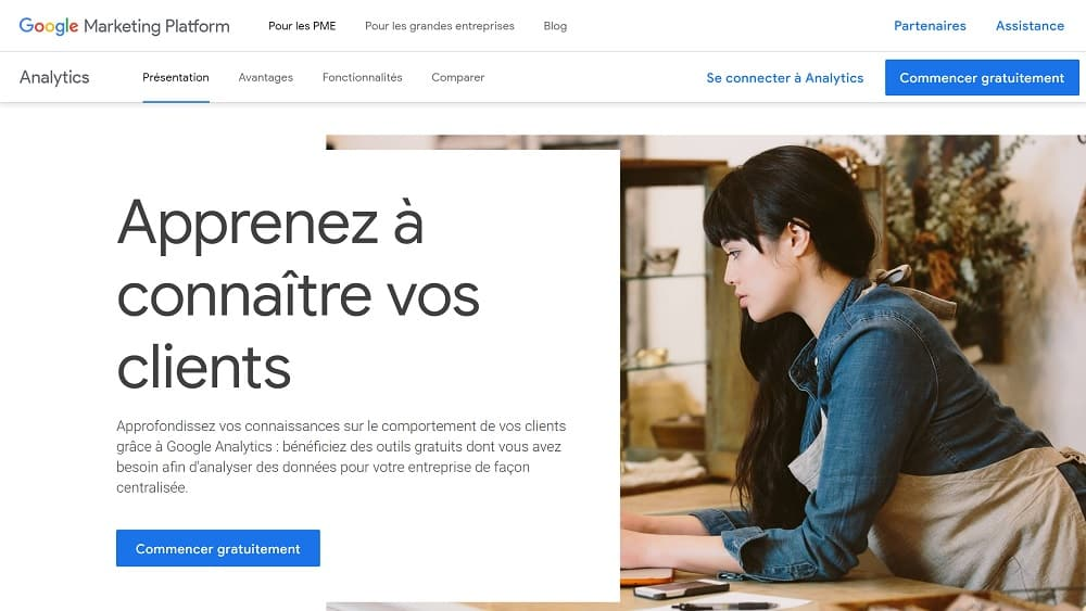 N° 3 : Google Analytics, parce que sans analyse, rien ne va plus !