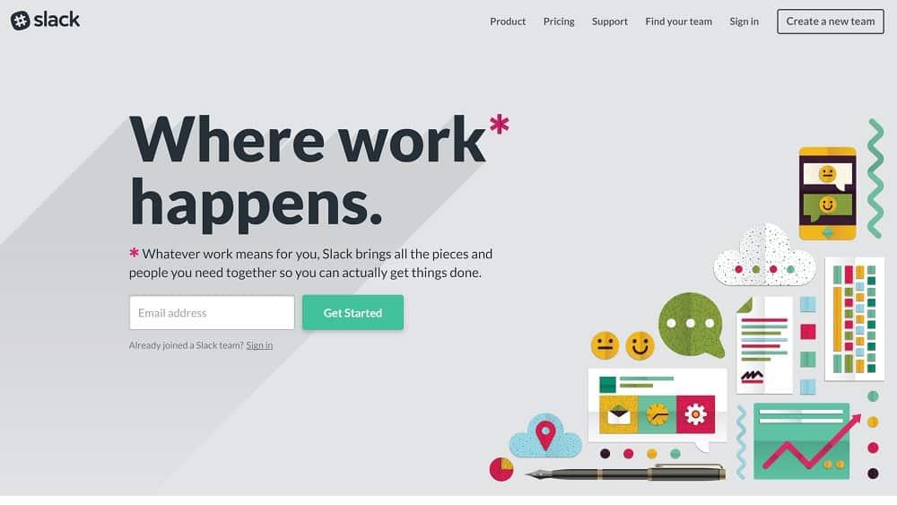 outils pour l'Inbound Marketing N°10 : Slack ou comment s'organiser et communiquer efficacement