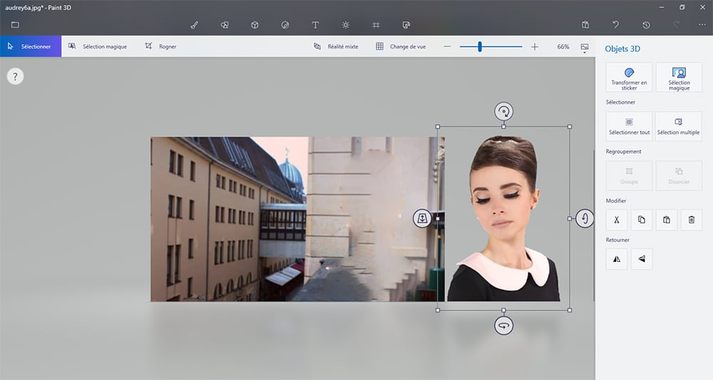 Retoucher Vos Images avec Paint 3D - Marketing de Contenu