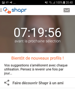 Shapr : nouveau réseau professionnel (ou de dating ??) - Réseaux Sociaux