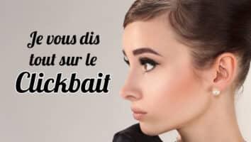 Facebook Et Twitter Disent Stop Au Clickbait