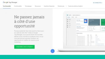 Google Tag Manager (GTM) : Présentation et Installation sous WordPress