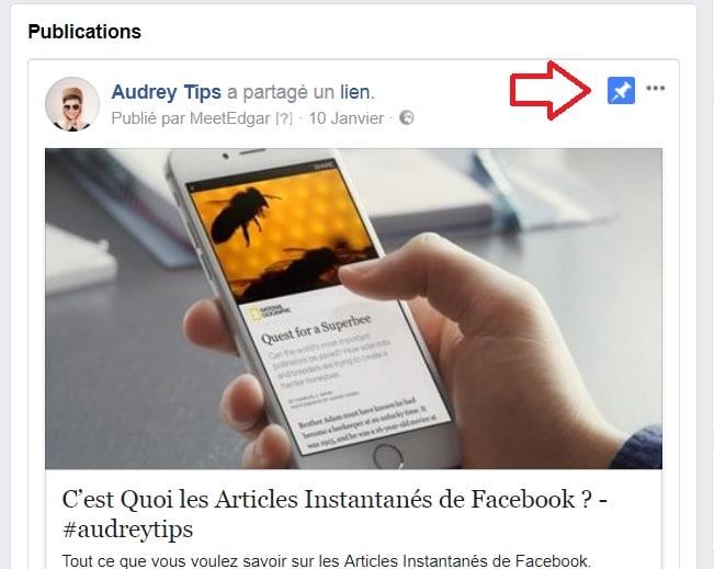 optimiser votre page Facebook