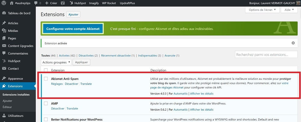 3 Façons d'Installer une Extension WordPress [Tuto]