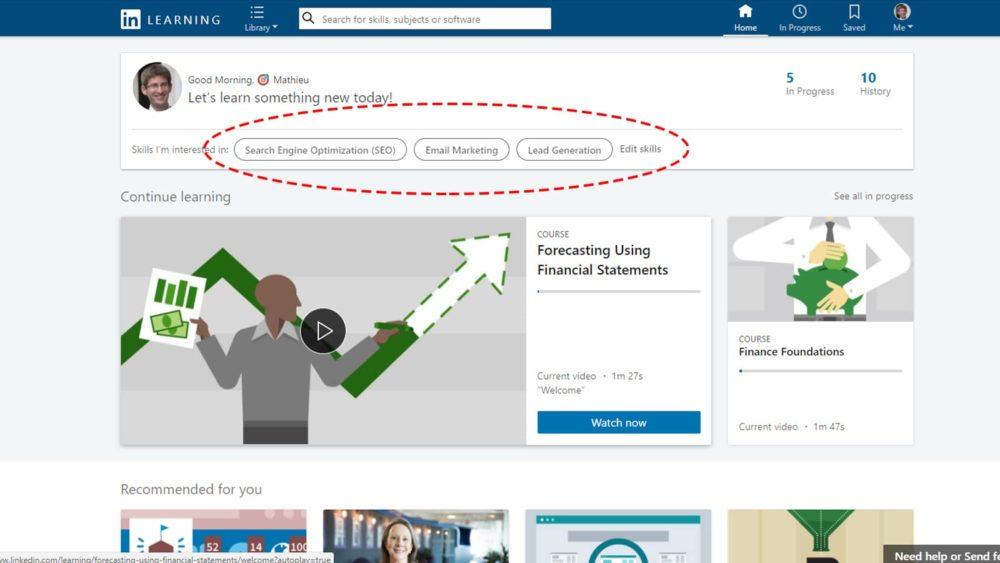 5 avantages à être Premium Business sur Linkedin - Réseaux Sociaux