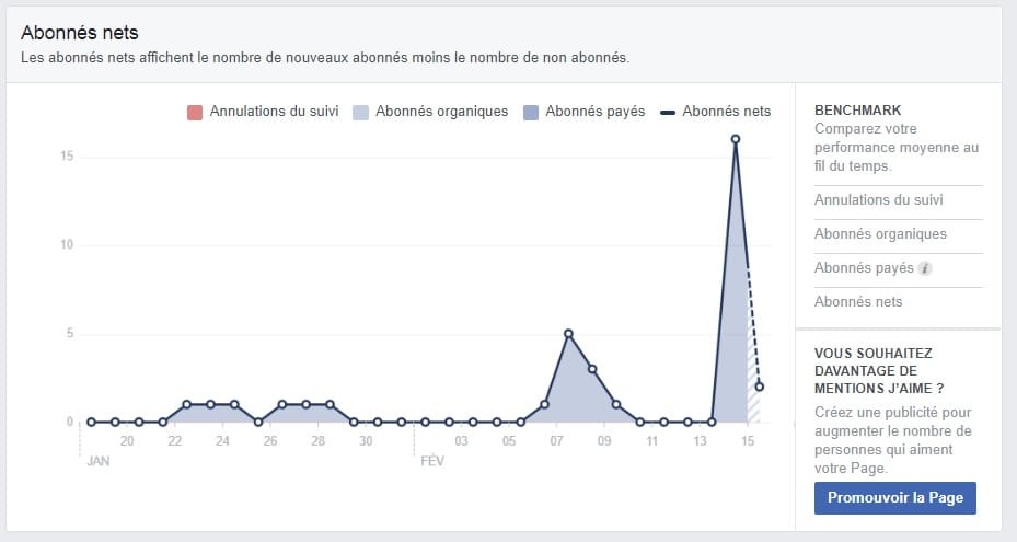 Facebook Insights : Comprendre les statistiques de votre page Facebook - Réseaux Sociaux