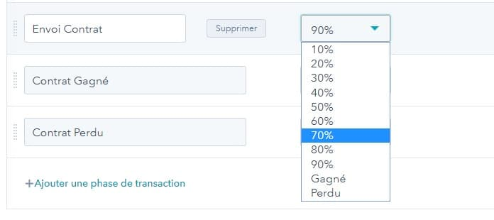 Paramétrer votre compte HubSpot pour plus d'efficacité - Marketing Digital