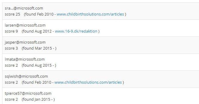 3 façons de trouver un email dans LinkedIn