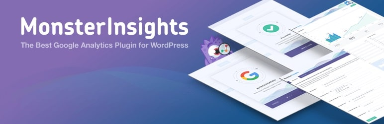 Installer Google Analytics avec l'extension Google Analytics for WordPress by MonsterInsights