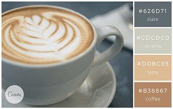 Palette de couleurs - Simplicité et polyvalence