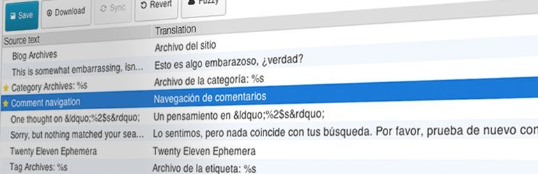 extension indispensable : Loco Translate : Traduire votre thème