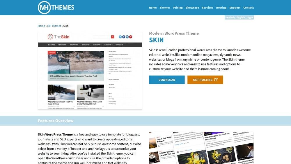 Skin Toolkit : Mon thème !