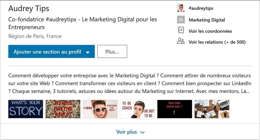 5 fonctionnalités de LinkedIn à connaître - Réseaux Sociaux