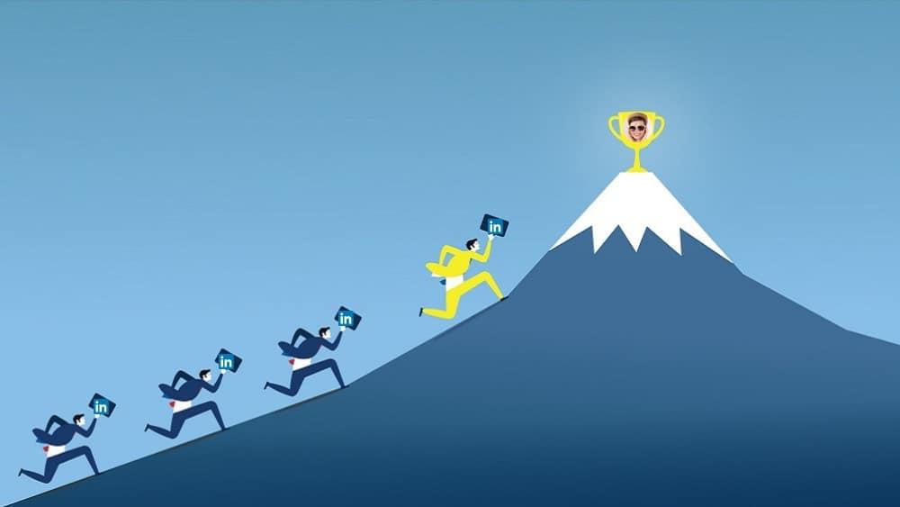 7 tactiques LinkedIn pour générer 1.000 visiteurs par mois sur votre site Web