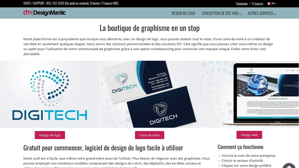 [MAJ] 7 services en ligne pour créer votre Logo facilement