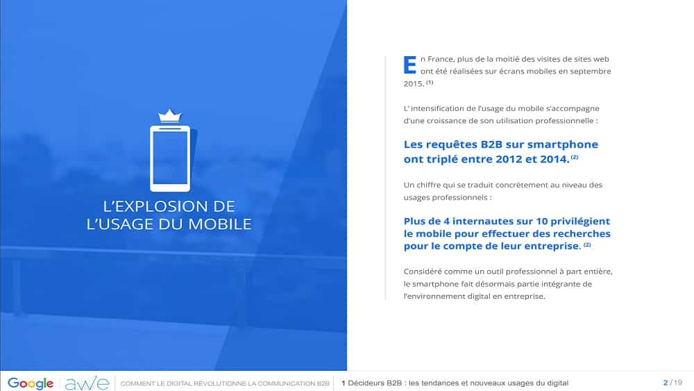 10 raisons pour rendre votre site Web compatible sur mobile - Marketing Digital