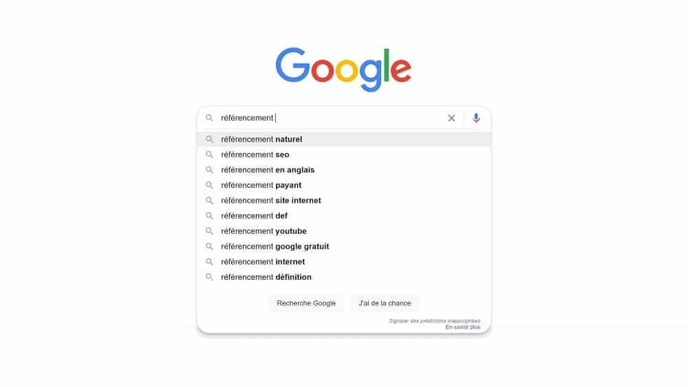 SEO On page : utiliser Google Suggest