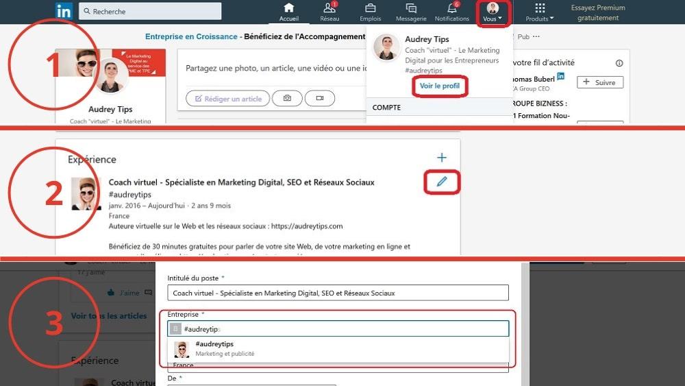 """LinkedIn : comment nettoyer votre page entreprise des """"faux"""" employés ? - Réseaux Sociaux"""