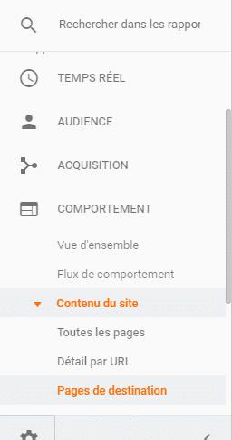 Mon article chute dans Google que faire ?
