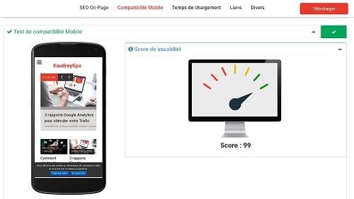 Vérifiez le référencement de votre site Web : Outil d'audit SEO gratuit