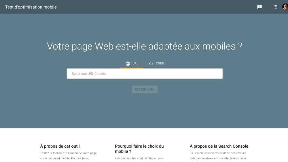 Votre page Web est-elle adaptée aux mobiles ?