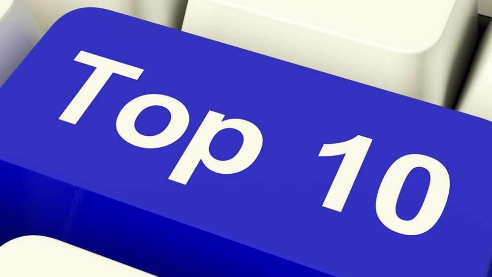2- Écrire une page sur les TOP blogueurs